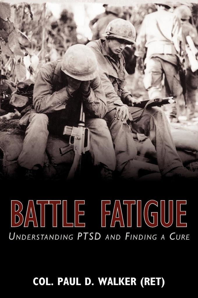 Battle Fatigue als Taschenbuch