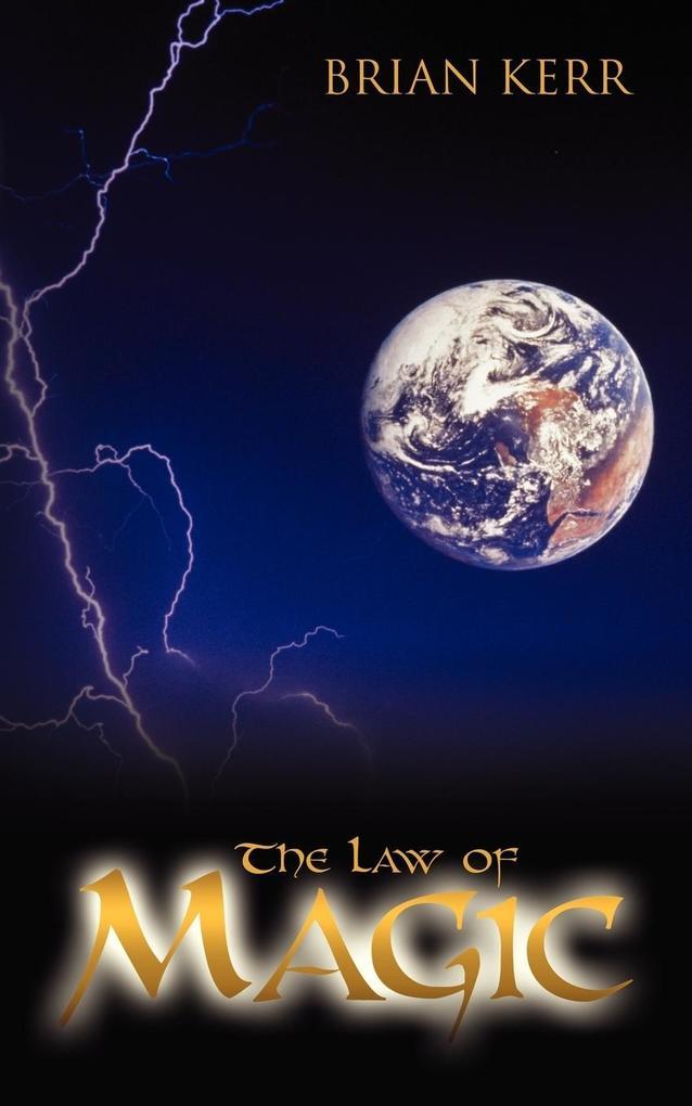 The Law of Magic als Taschenbuch