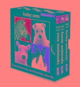 Baby Sees Animals Boxed Set als Buch (kartoniert)