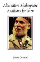 Alternative Shakespeare Auditions for Me als Taschenbuch