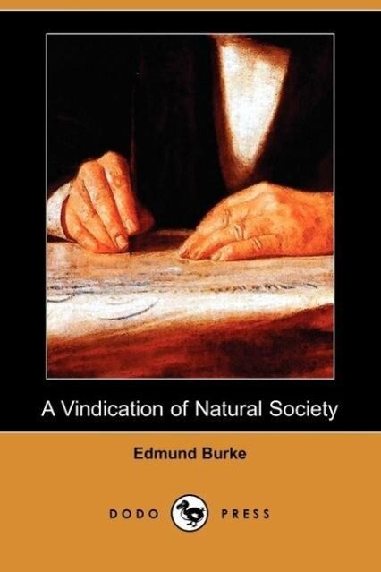 A Vindication of Natural Society (Dodo Press) als Taschenbuch