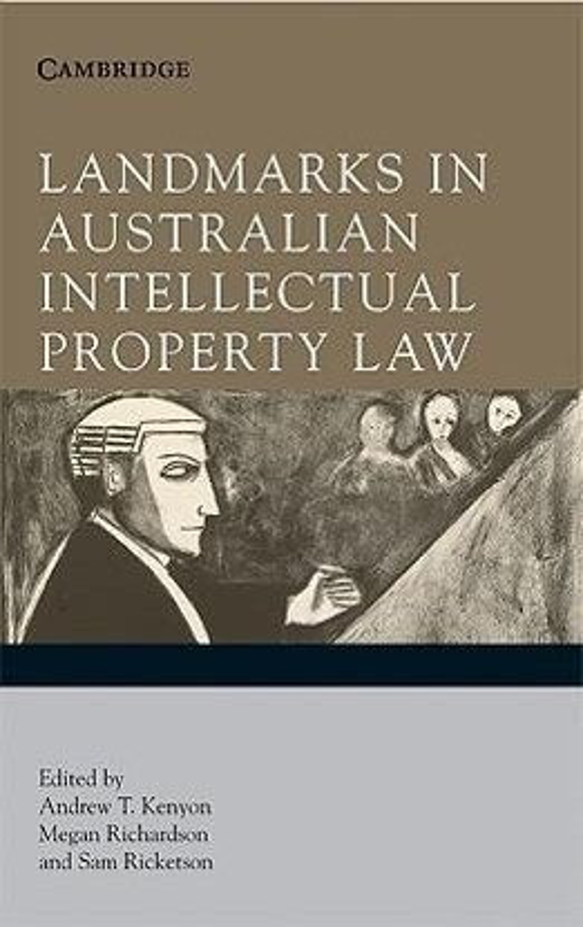 Landmarks in Australian Intellectual Property Law als Buch (gebunden)