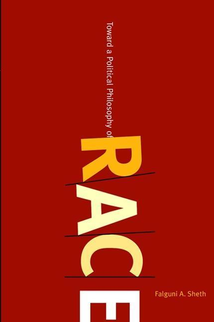 Toward a Political Philosophy of Race als Buch (gebunden)