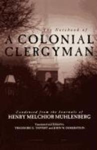 Notebook of a Colonial Clergyman als Taschenbuch