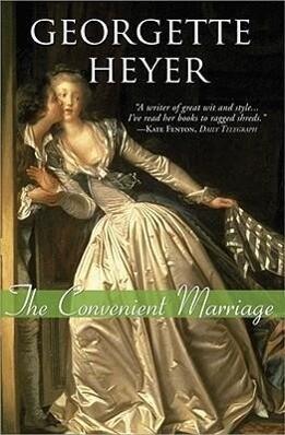 The Convenient Marriage als Taschenbuch