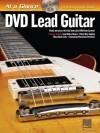 DVD Lead Guitar [With DVD]