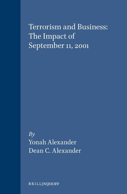 Terrorism and Business: The Impact of September 11,2001 als Taschenbuch