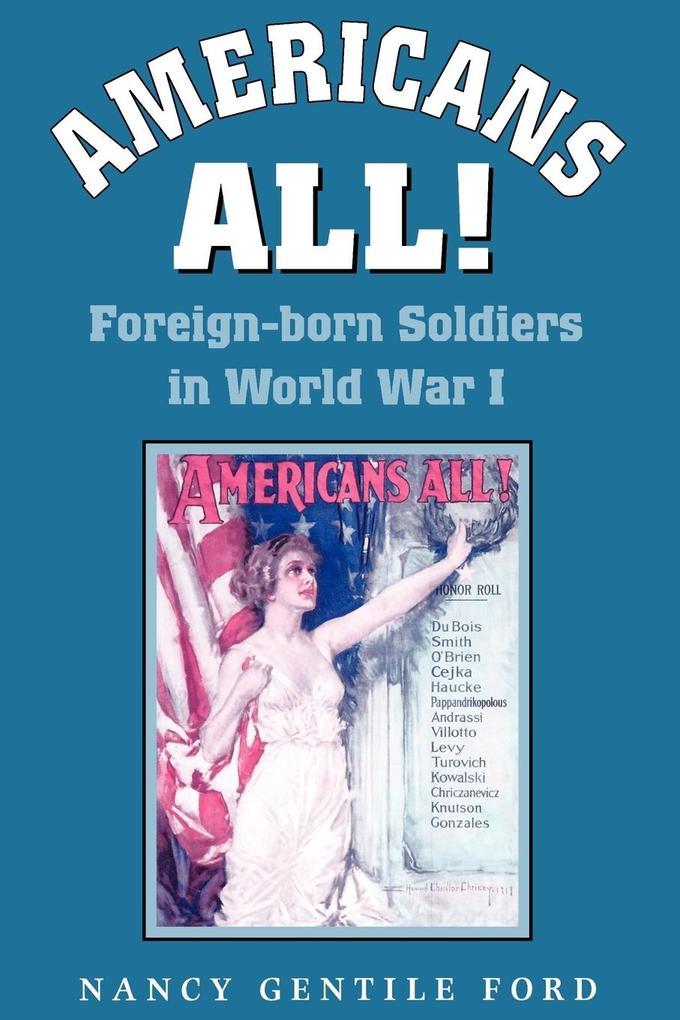Americans All als Taschenbuch