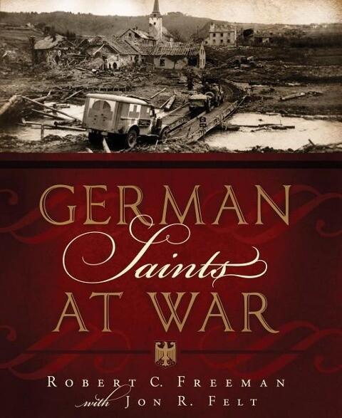 German Saints at War als Buch (gebunden)