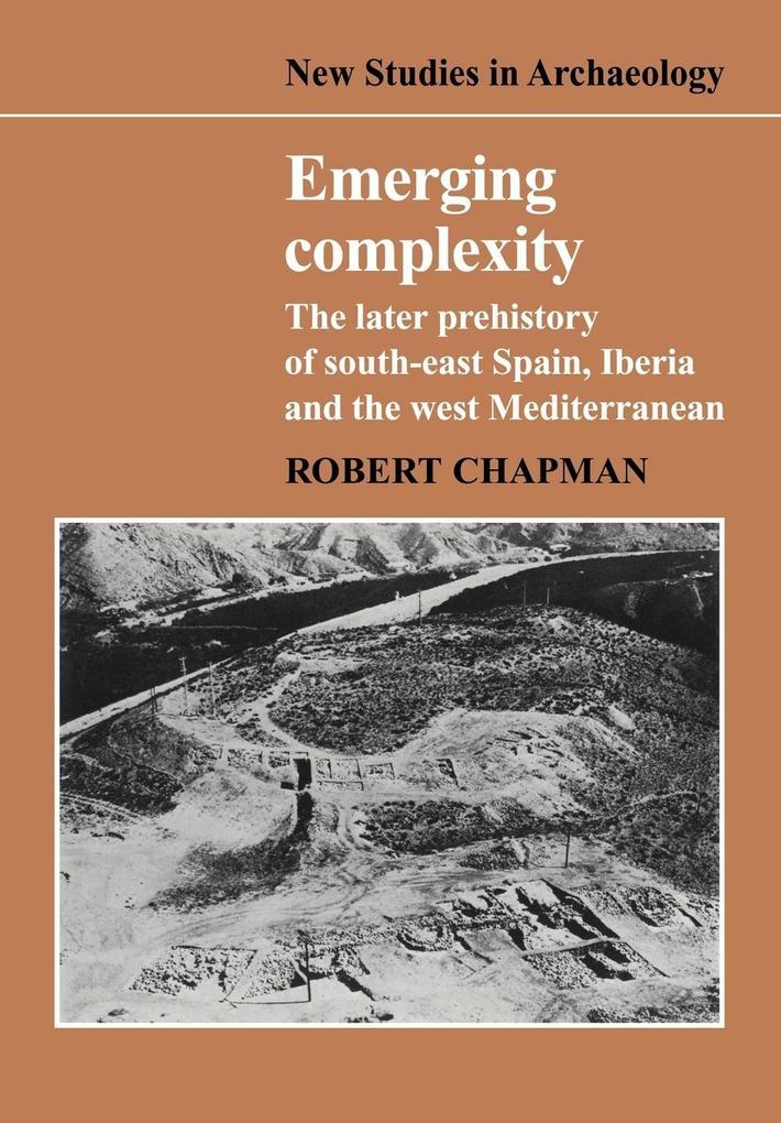 Emerging Complexity als Taschenbuch