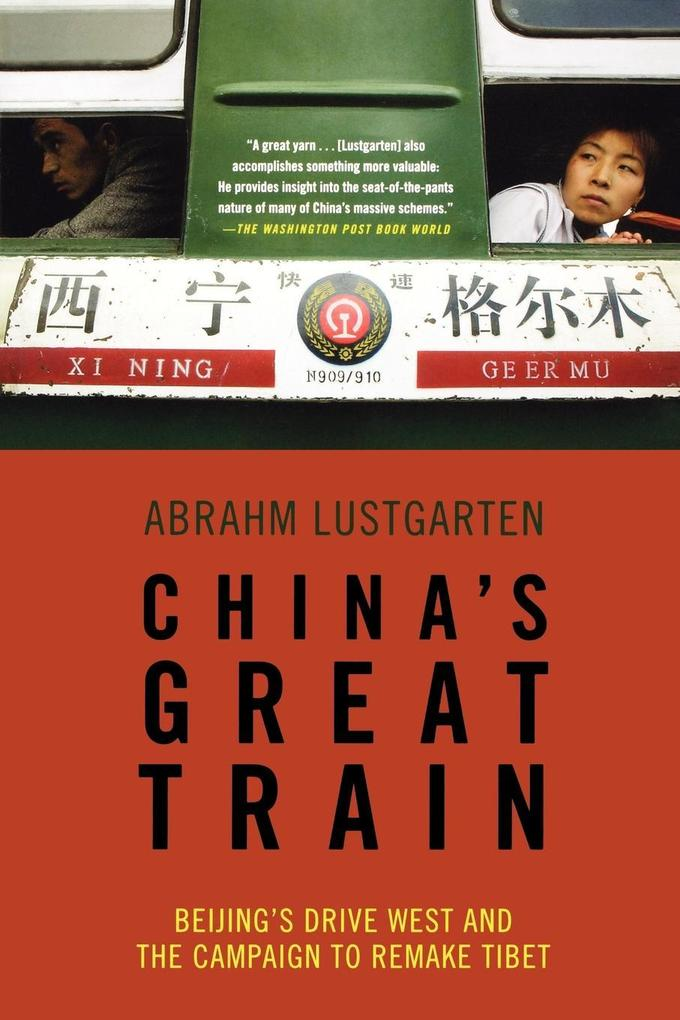 China's Great Train als Taschenbuch