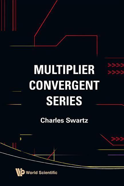 Multiplier Convergent Series als Buch (gebunden)