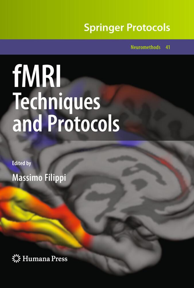 fMRI Techniques and Protocols als Buch (gebunden)