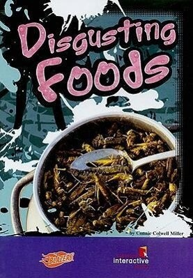 Disgusting Foods als Hörbuch CD