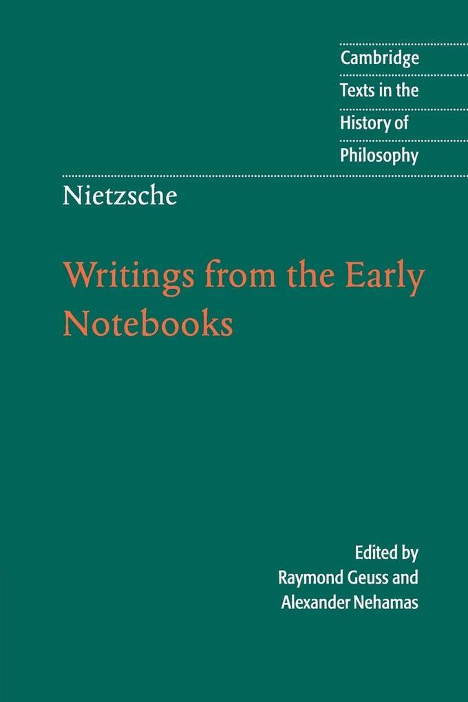 Nietzsche als Buch (kartoniert)