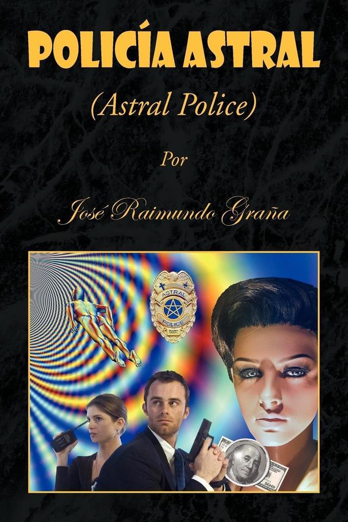 Policia Astral als Taschenbuch