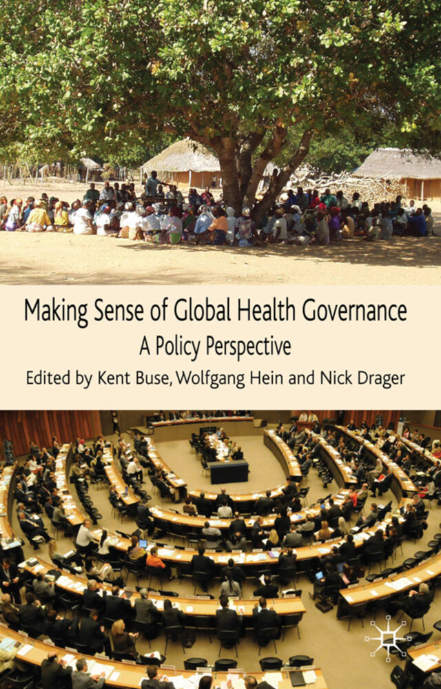 Making Sense of Global Health Governance: A Policy Perspective als Buch (gebunden)