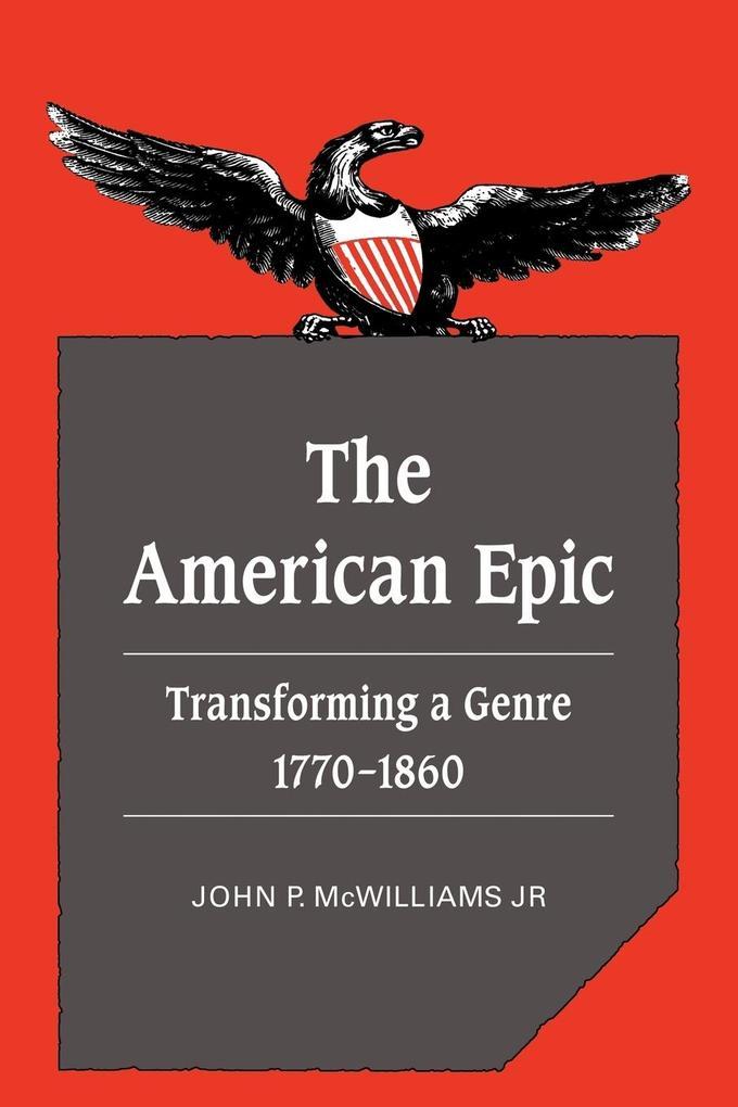 The American Epic als Taschenbuch