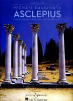 Asclepius: Fanfare for Brass and Percussion Score and Parts als Taschenbuch