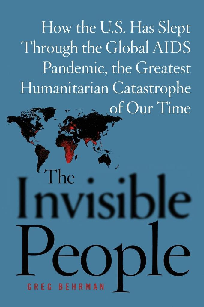 The Invisible People als Taschenbuch