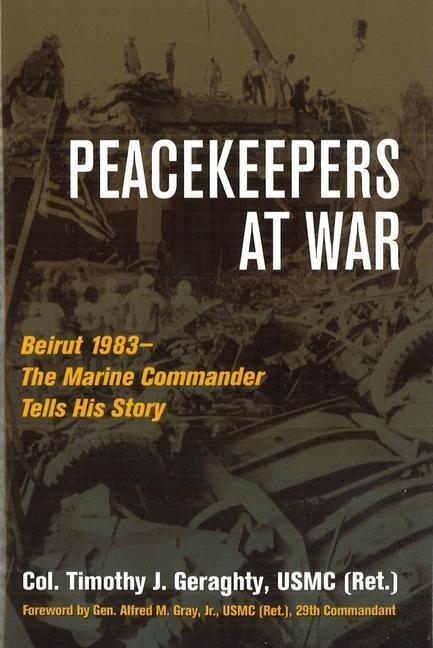 Peacekeepers at War als Buch (gebunden)