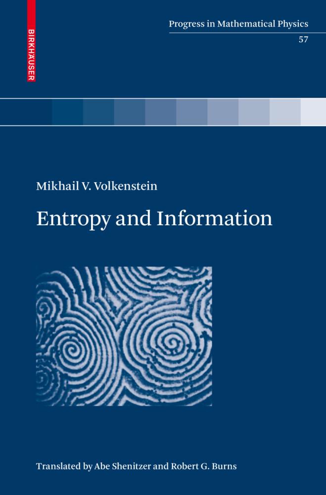 Entropy and Information als Buch (gebunden)