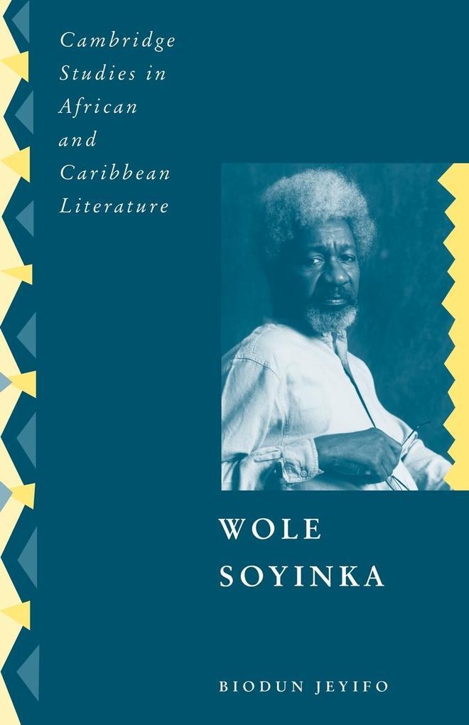 Wole Soyinka als Taschenbuch