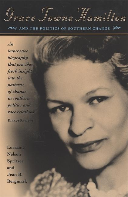 Grace Towns Hamilton and the Politics of Southern Change als Taschenbuch