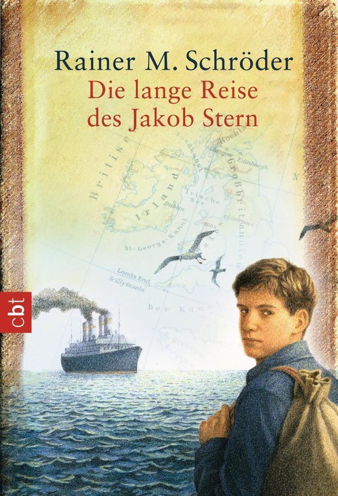 Die lange Reise des Jakob Stern als eBook epub