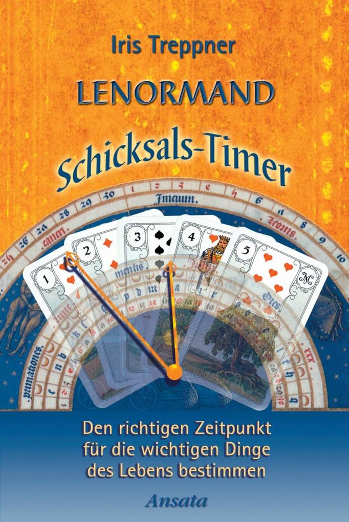 Lenormand Schicksals-Timer als eBook epub