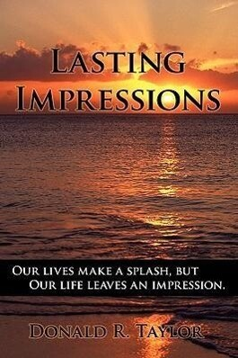 Lasting Impressions als Buch (gebunden)