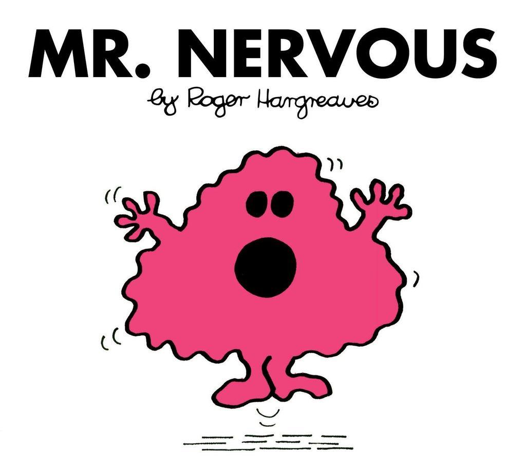 Mr. Nervous als Taschenbuch