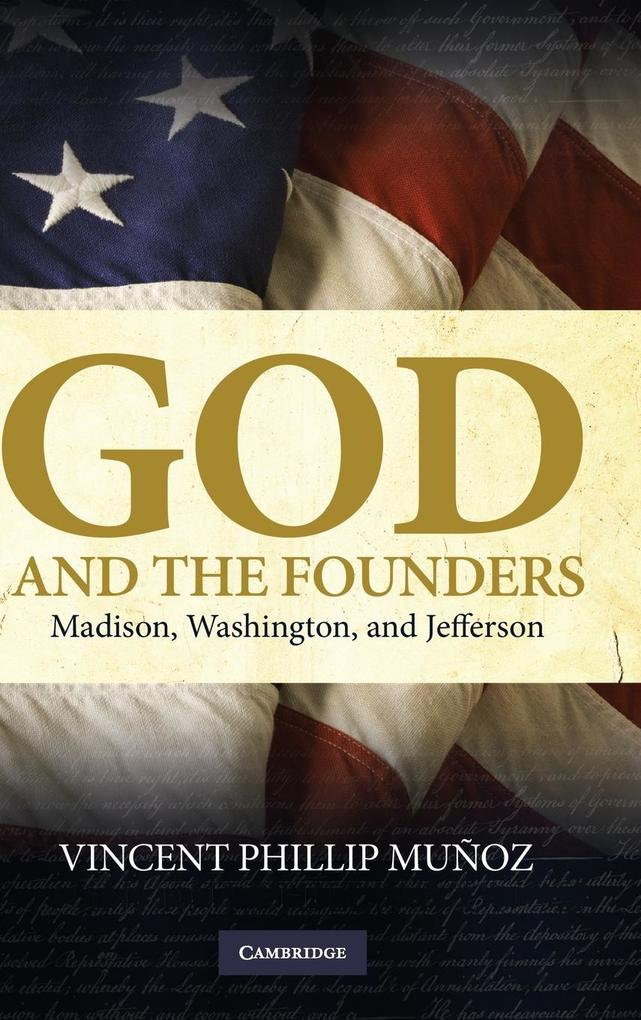 God and the Founders als Buch (gebunden)
