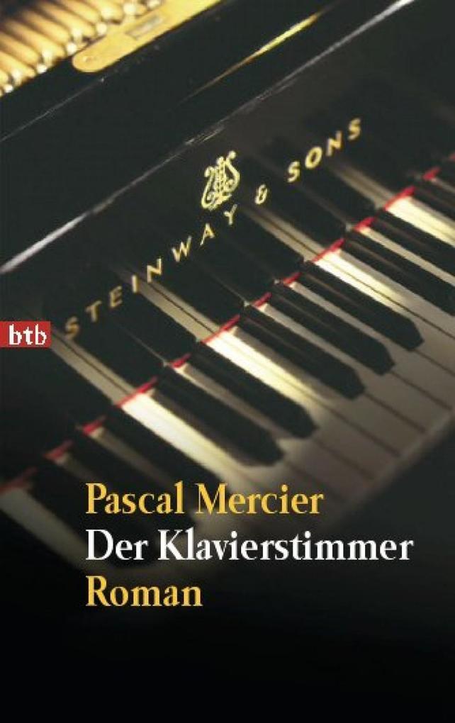 Der Klavierstimmer als eBook epub