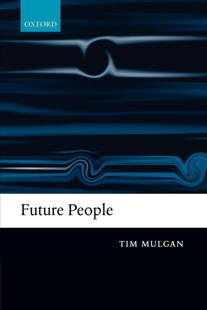 Future People als Taschenbuch