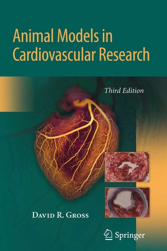 Animal Models in Cardiovascular Research als Buch (gebunden)