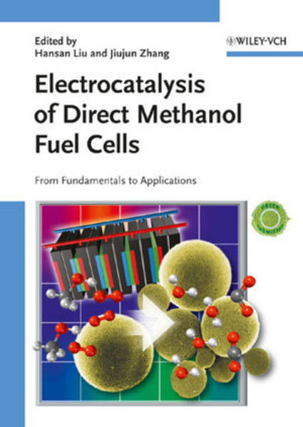 Electrocatalysis of Direct Methanol Fuel Cells als Buch (gebunden)