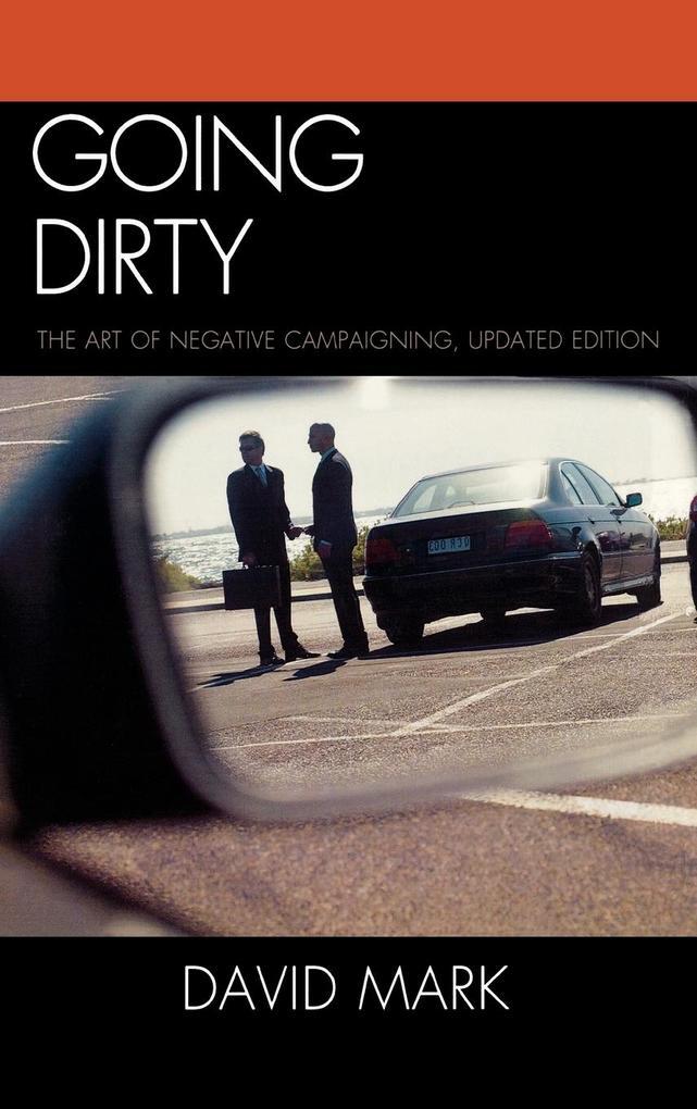 Going Dirty als Buch (gebunden)