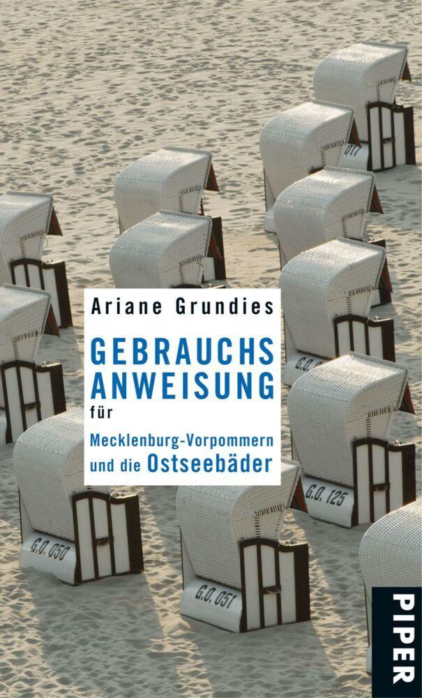 Gebrauchsanweisung für Mecklenburg-Vorpommern und die Ostseebäder als Taschenbuch