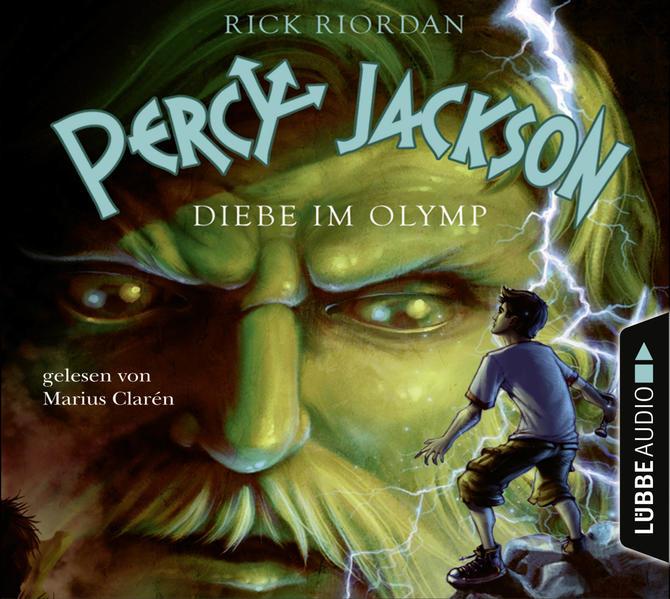 Percy Jackson 01. Diebe im Olymp als Hörbuch CD