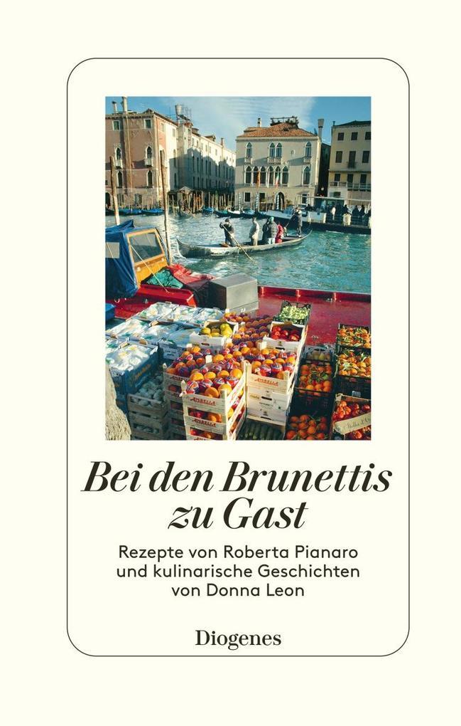 Bei den Brunettis zu Gast als Buch (gebunden)
