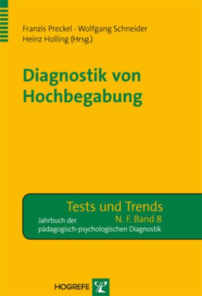 Diagnostik von Hochbegabung als Buch (kartoniert)
