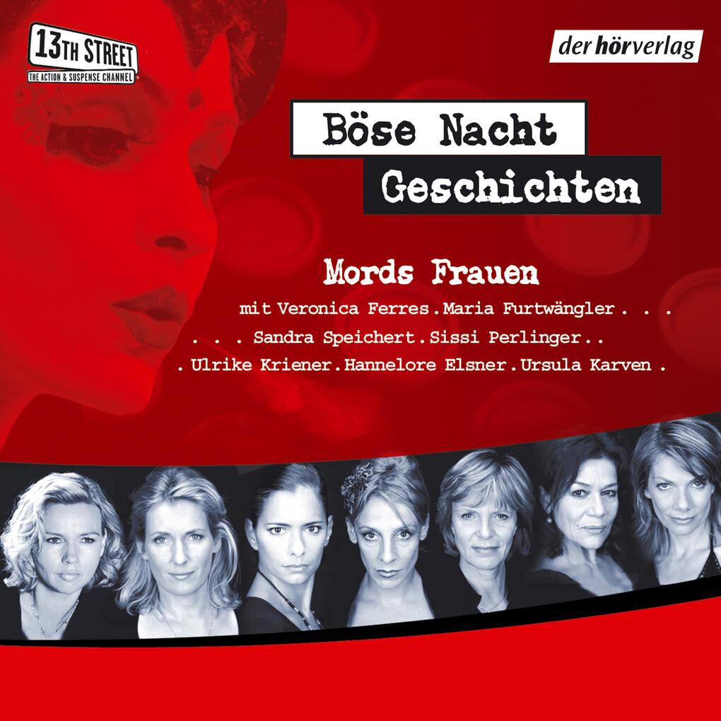 Böse-Nacht-Geschichten/Mords-Frauen als Hörbuch Download