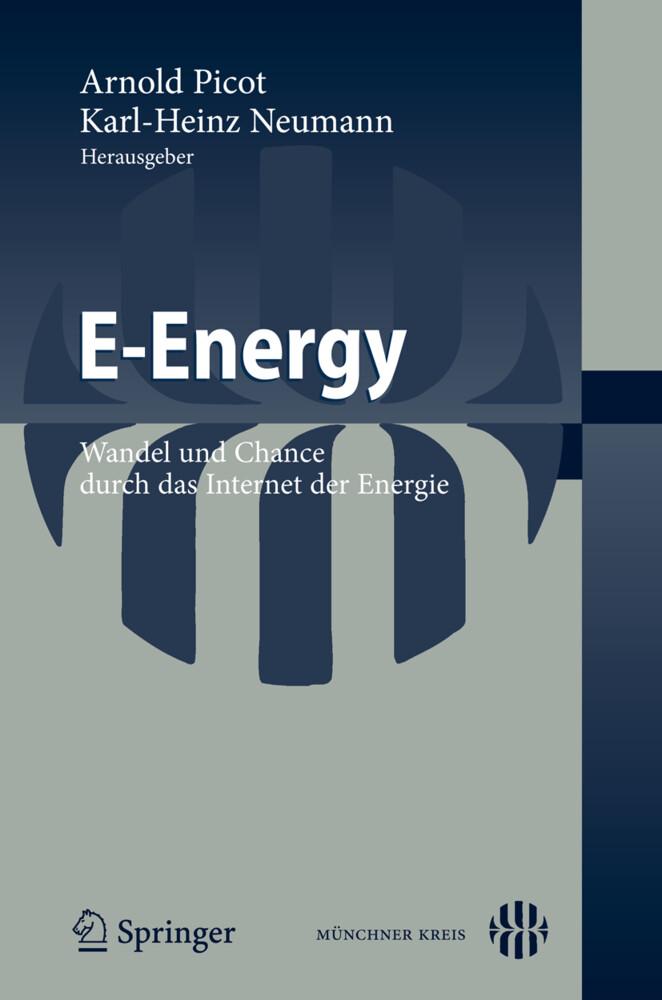 E-Energy als Buch (kartoniert)