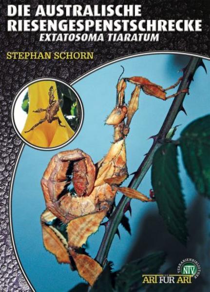 Die Australische Riesengespenstschrecke als Buch (kartoniert)