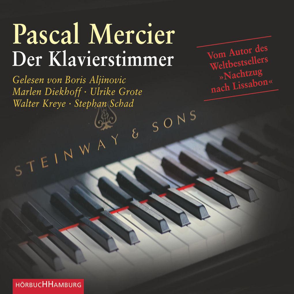 Der Klavierstimmer als Hörbuch Download