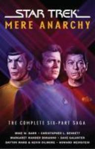 Star Trek: Mere Anarchy als eBook epub