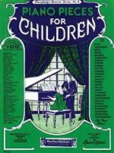Piano Pieces For Children als Taschenbuch