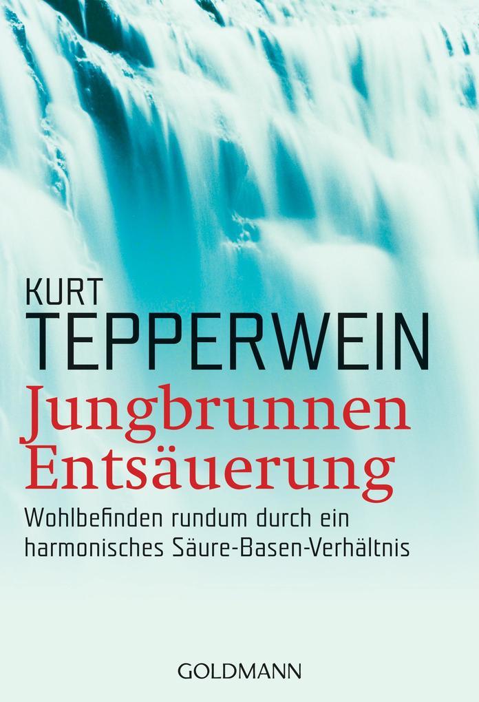 Jungbrunnen Entsäuerung als eBook epub