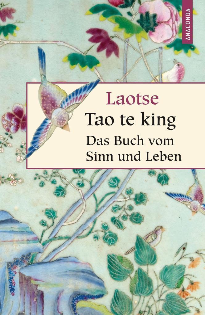 Tao te king als Buch (gebunden)